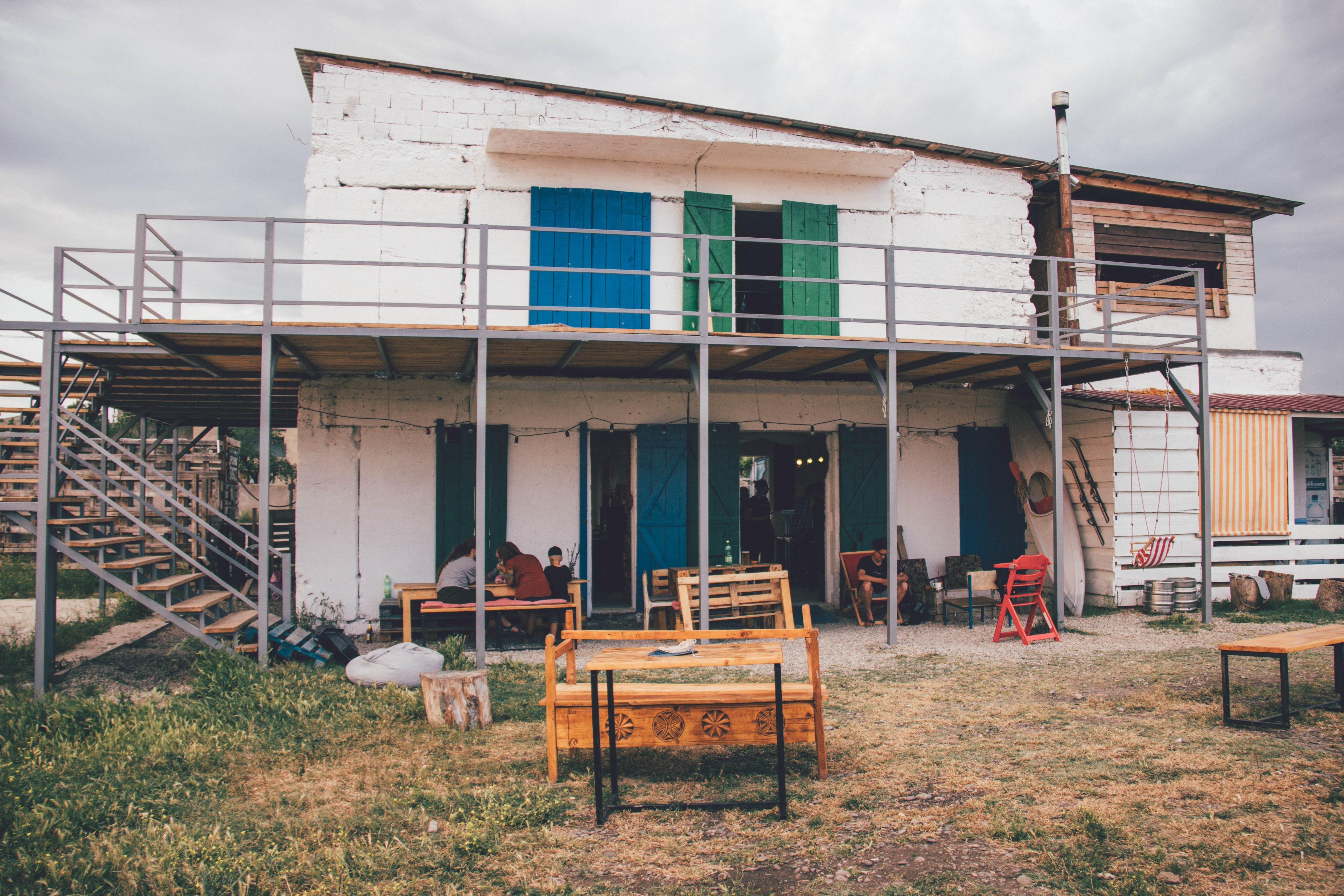 Mein Georgien Highlight Der Oasis Club In Udabno Georgien Reisen Reisefotografie