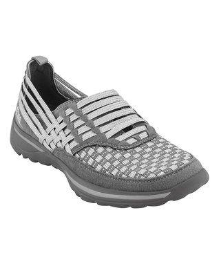 Gray Woven Rapid Sneaker  f18c9de4e7