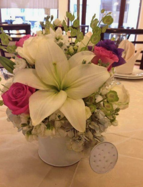 Prime Pin By Emily Corazza On Bridal Shower Wedding Centerpieces Home Remodeling Inspirations Genioncuboardxyz