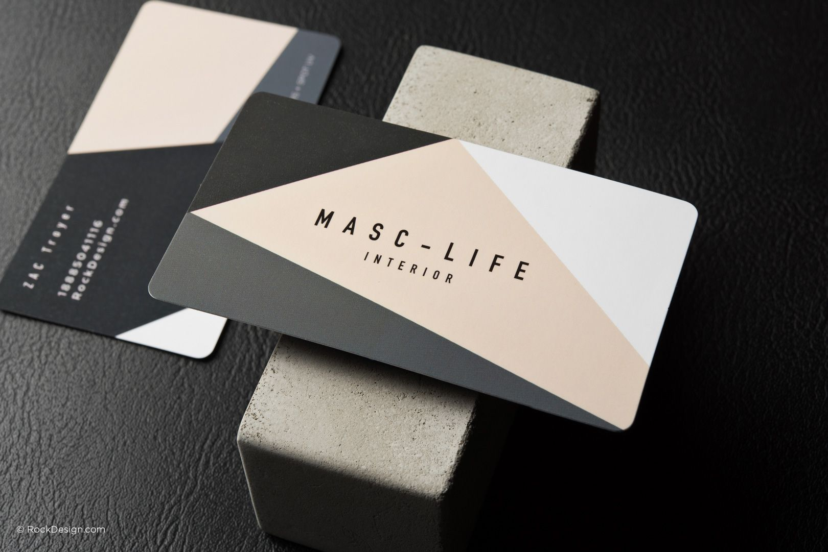 Modern elegant regular suede business card template with spot uv modern elegant regular suede business card template with spot uv masclife rockdesign luxury business colourmoves
