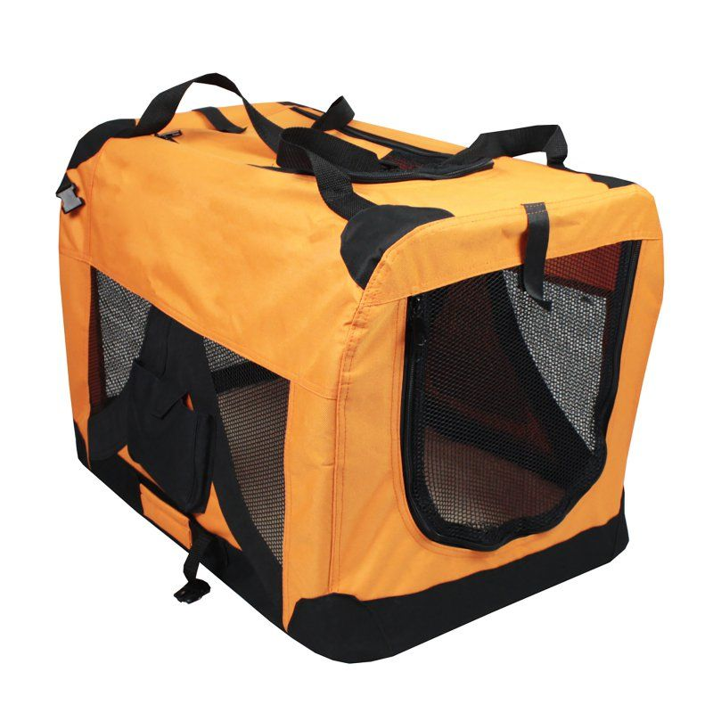 Iconic Pet Versatile Pet Soft Crate With Fleece Mat 51597 Soft Dog Crates Dog Crate Pet Crate