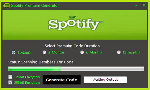 Spotify Premium Code Generator 2018 Download. Spotify Premium Code Generator  Spotify is a commercial music streaming service founded by Daniel Ek and  Martin Lo…