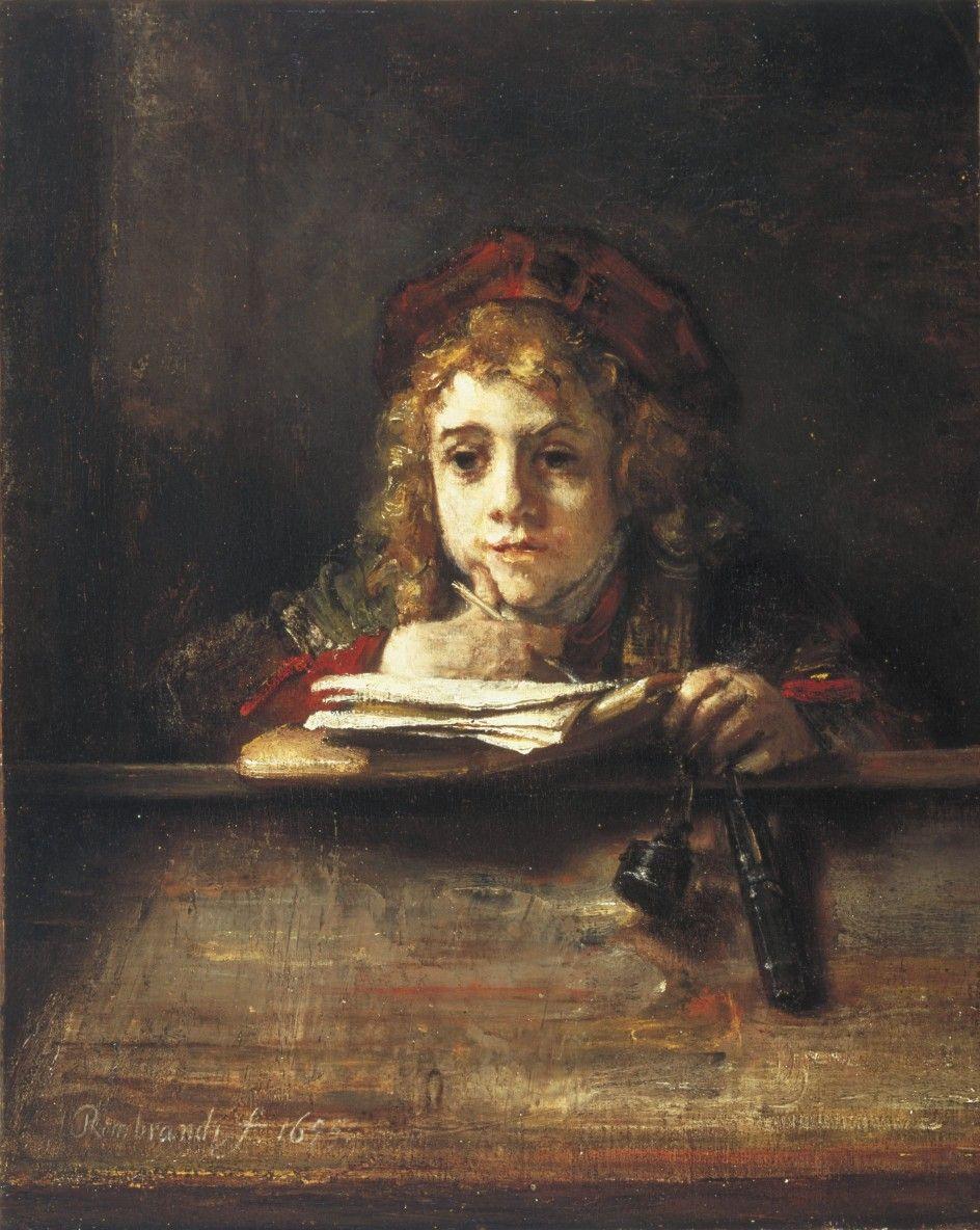 Pin de Marco Antonio Lara en Rembrandt van Rijn | Pinterest | Hija ...