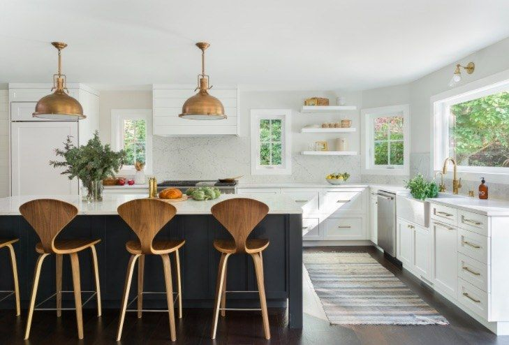 Kitchen Designer Seattle Mesmerizing 10 Easy Pieces Architects' White Paint Picks For Kitchen Cabinets Review