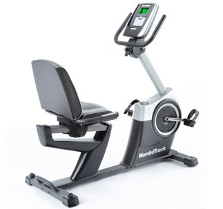 Nordictrack Recumbent Exercise Cycle Gx4 0 Ride Sally Ride