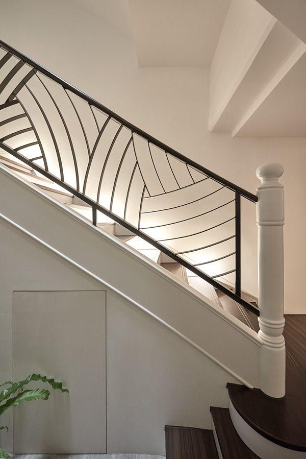 Best Épinglé Sur Stairrailing 400 x 300