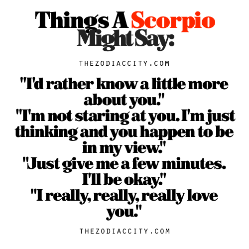 Scorpio Horoscope For Today – Daily Motivational Quotes