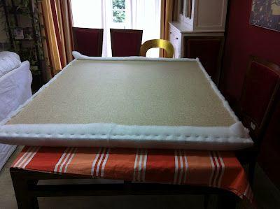 Como hacer una cabecera para tu cama do it your - Cabeceras para cama ...