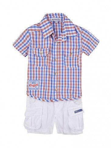 d3bdd800d647 Bρεφικό σετ    Παιδικά Ρούχα - Maison Marasil
