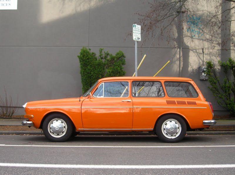 1970 volkswagen 1600l variant - type 3 / model 364 | gearhead