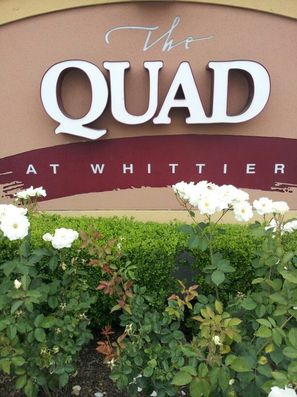 The Quad at Whittier in Whittier, California
