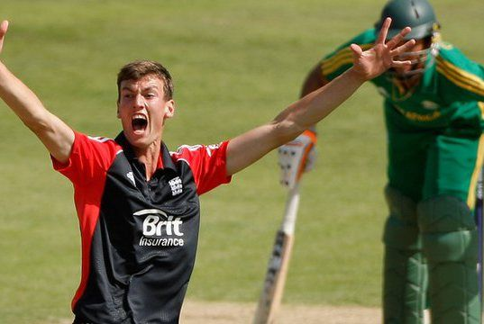 England T20 Squad contains 5 uncapped players