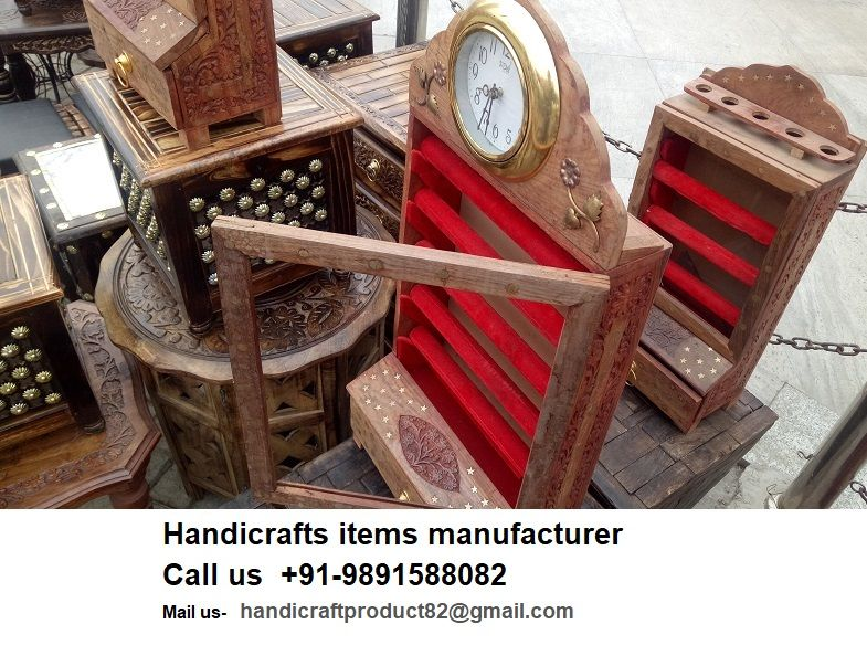 Wooden Handicrafts Items Manufacturers Exporters Delhi Gurgaon Noida
