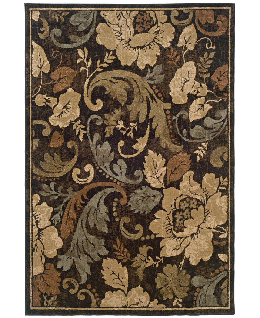 Sphinx Area Rug Yorkville 1279e 5 X 7 6 Traditional