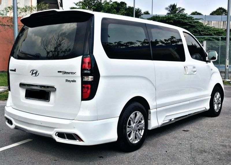 Kajang Selangor For Sale Hyundai Grand Starex Royale 2 5 At Diesel
