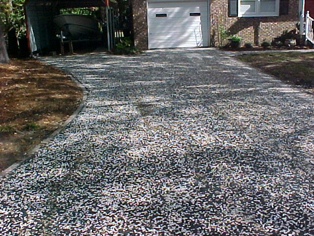 Crushed Blue Stone Driveway Google Search The Barn