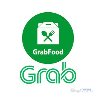 Grab Food Logo Vector Cdr Logo Food Vector Logo Grab Food