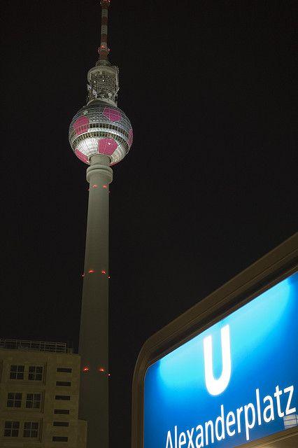 Berlin Alexanderplatz Berlin Berlin Germany Berlin Street