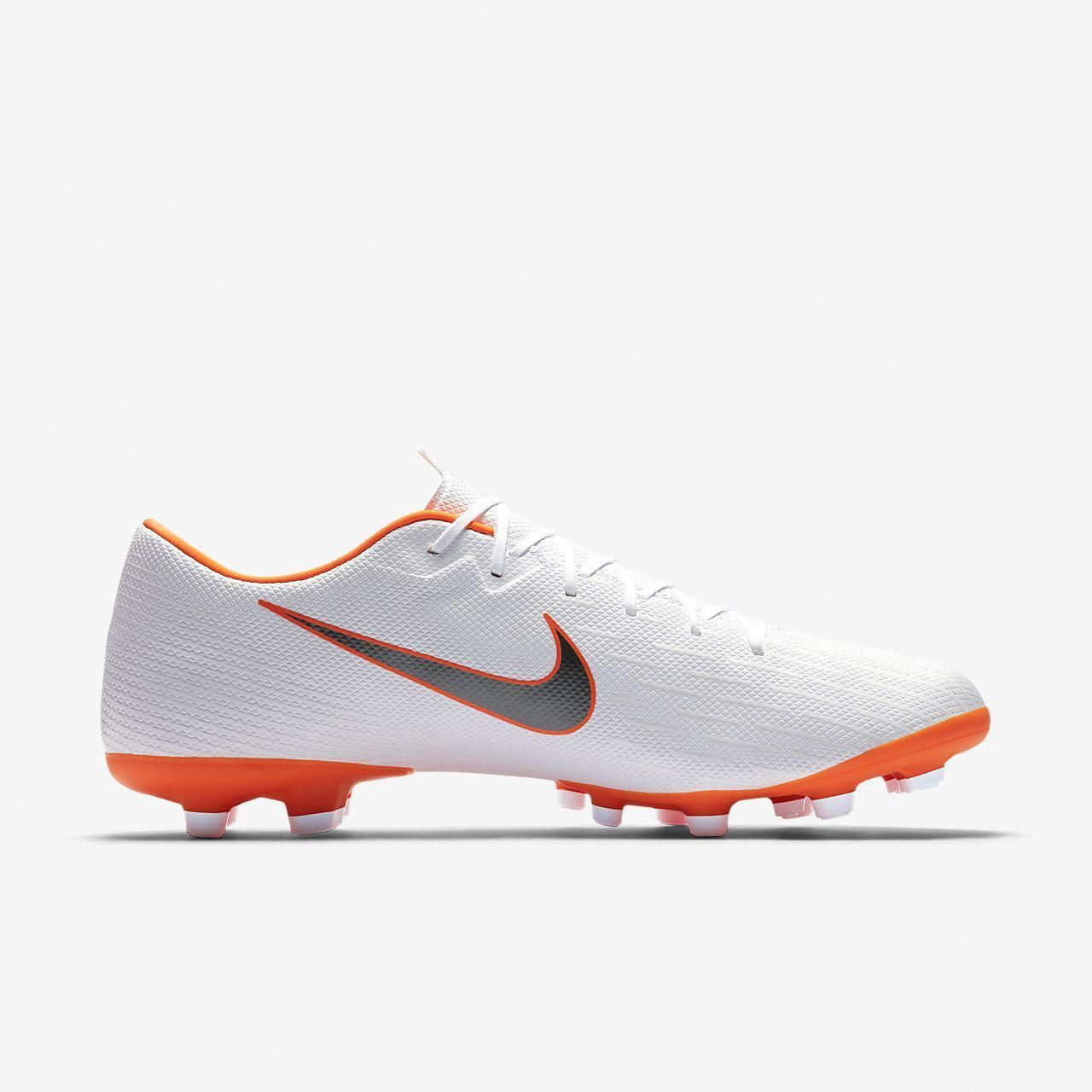Nike Mercurial Vapor Xii Academy Mg Just Do It Multi-Ground Soccer Cleat -  M 12 / W 13.5 Grey #vaporizers   Nike football, Soccer cleats, Nike