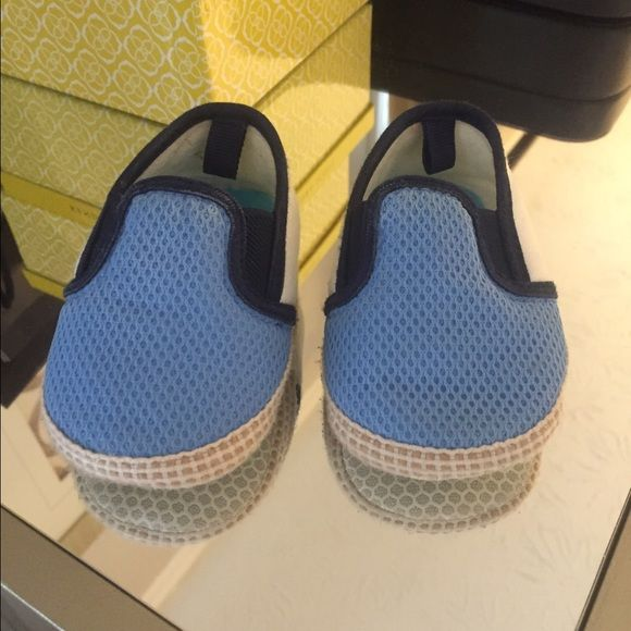 Baby Gap slip on shoes- worn once!! Absolutely adorable baby Gap  slip on shoes Baby Gap  Shoes Flats & Loafers