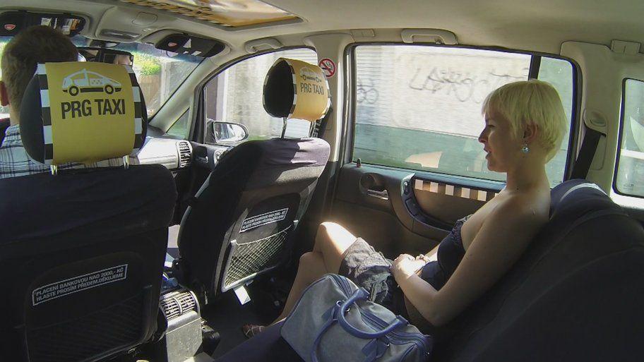 Pin en Czech Taxi
