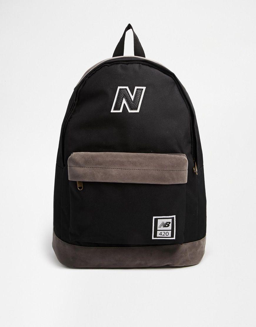 91bafb093a New Balance 420 Backpack
