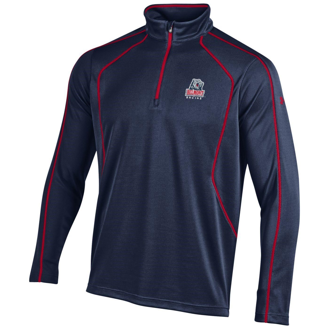 5804c4aa UA SMU 1/4 ZIP | Belmont University Apparel & Gifts | Long sleeve ...