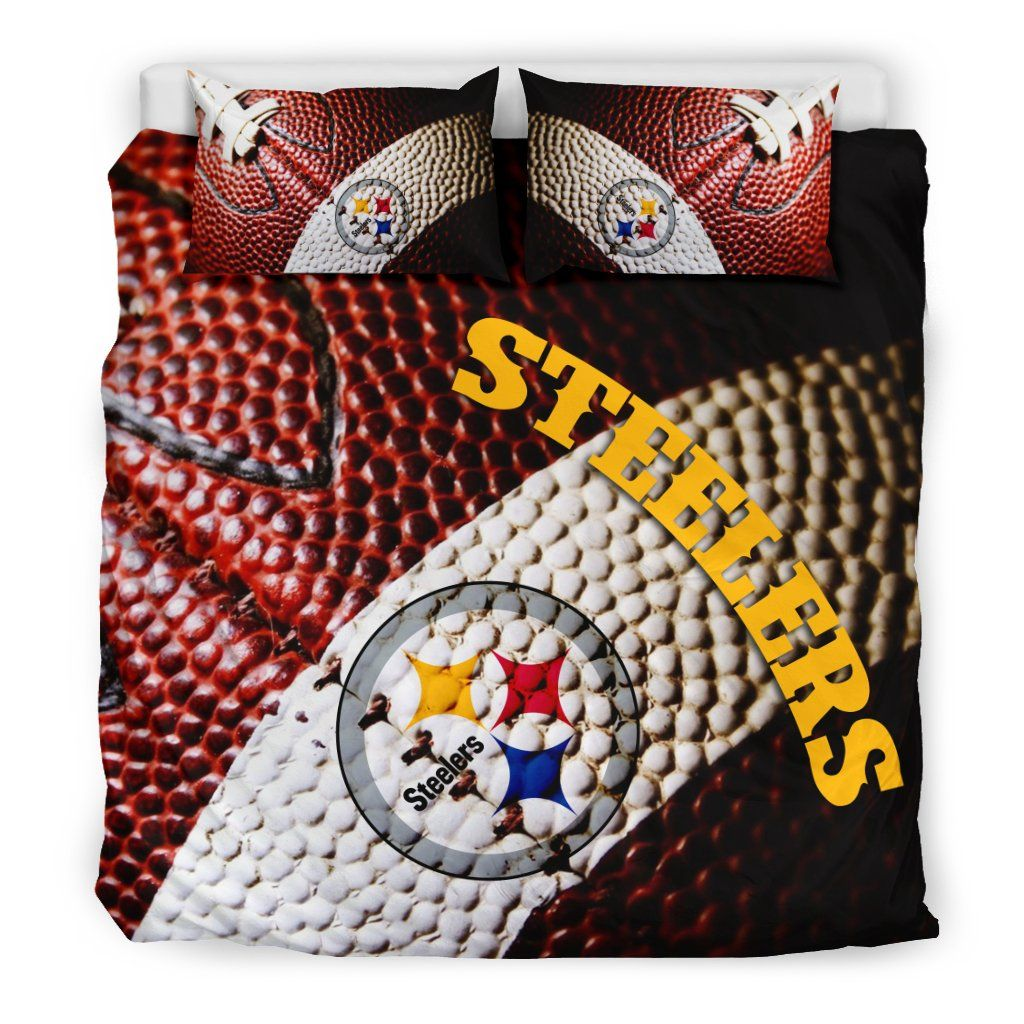 Rugby Superior Comfortable Pittsburgh Steelers Bedding