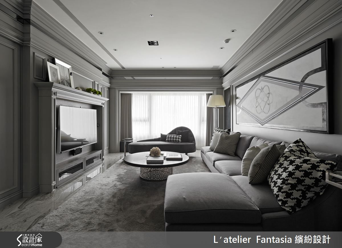 L Atelier 50 l′atelier fantasia 繽紛設計 新古典設計案例繽紛_31 | dream