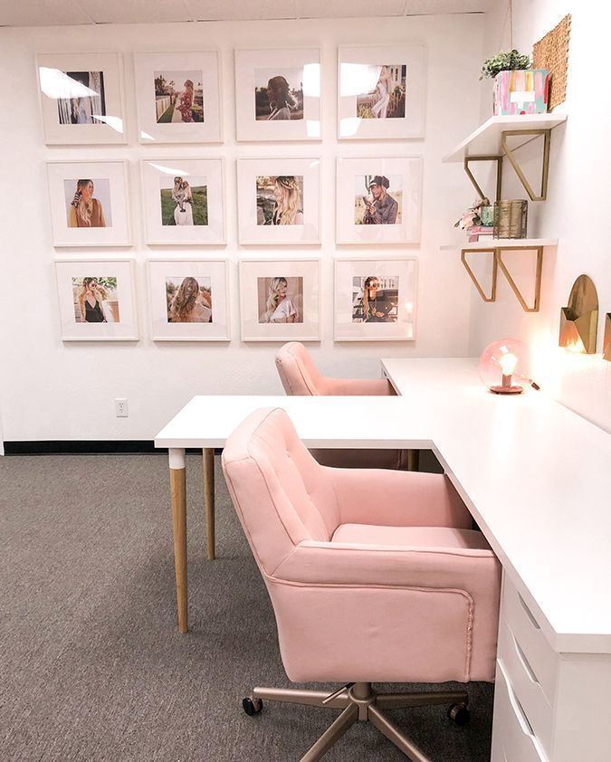 Office Space: A Tour Of The New Barefoot Blonde Hair