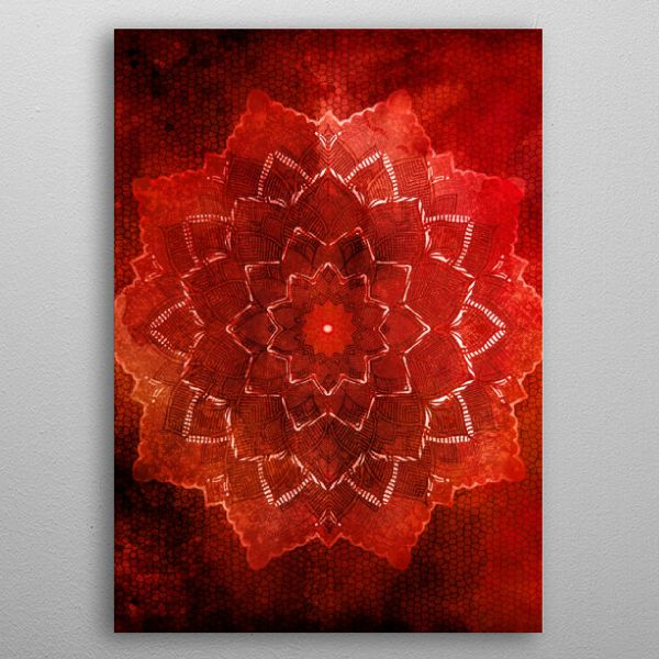 #mandalas #indian #sacred #sacredgeometry #epicmandala   Displate thumbnail