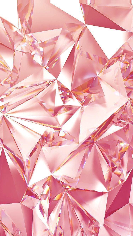 Wallpaper Pink Crystal Pink Wallpaper Iphone Iphone Wallpaper Pink Wallpaper