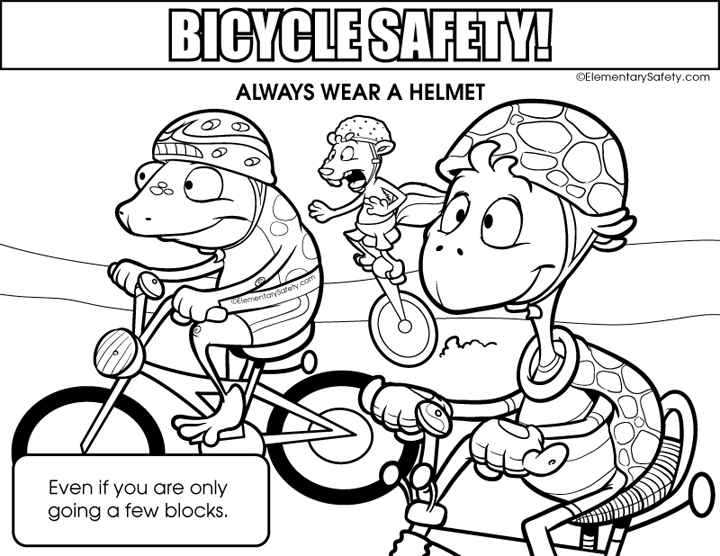 Popular Safety Coloring Pages 11 Colouring Page Elementary Safety