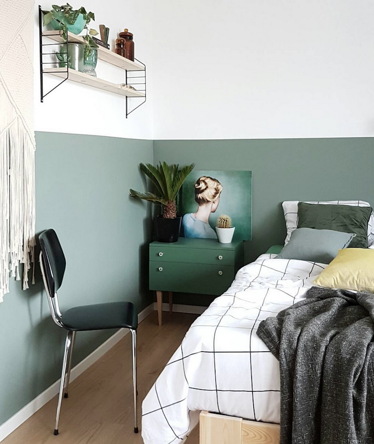 my scandinavian home: A Dutch home gets a green make-over