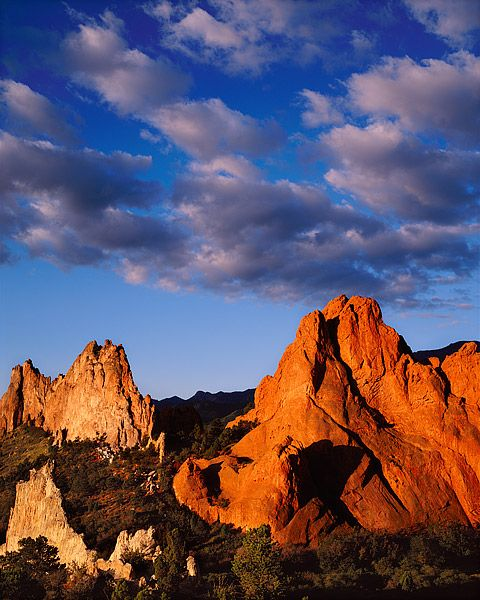 Visiting Colorado Springs: Garden Of The Gods, Colorado Springs: I Have Been Here It