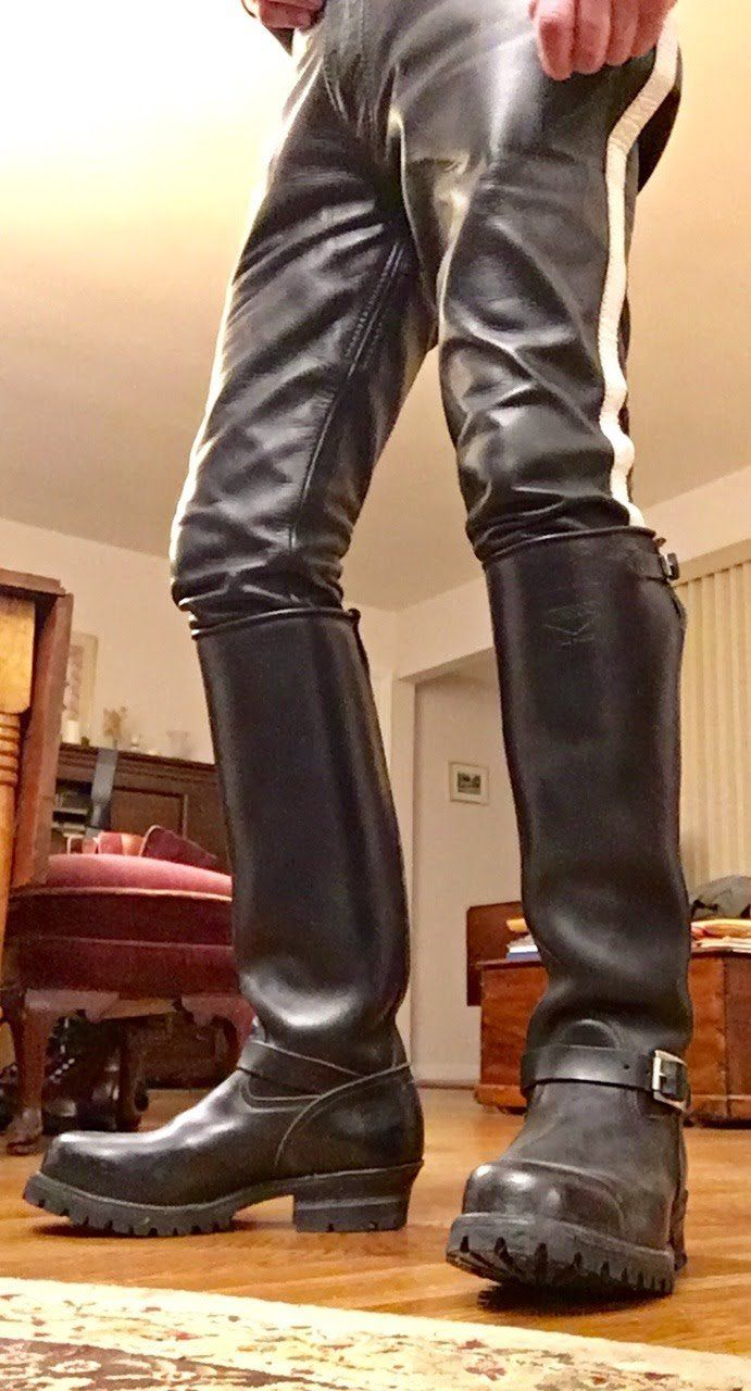 Leather In MenBoys CuirBottes LeatherJeans Cuir And CxrBedo