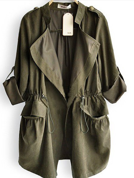 Parka for Fall