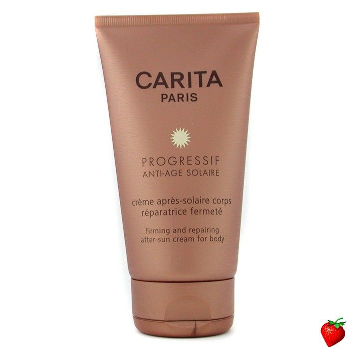 Carita Progressif Repairing and Firming After-Sun Cream for Body 150ml/5oz #Carita #Skincare #AfterSun #SummerSpecials #Summer #Beach #Beauty #HotPick #FREEShipping #StrawberryNET