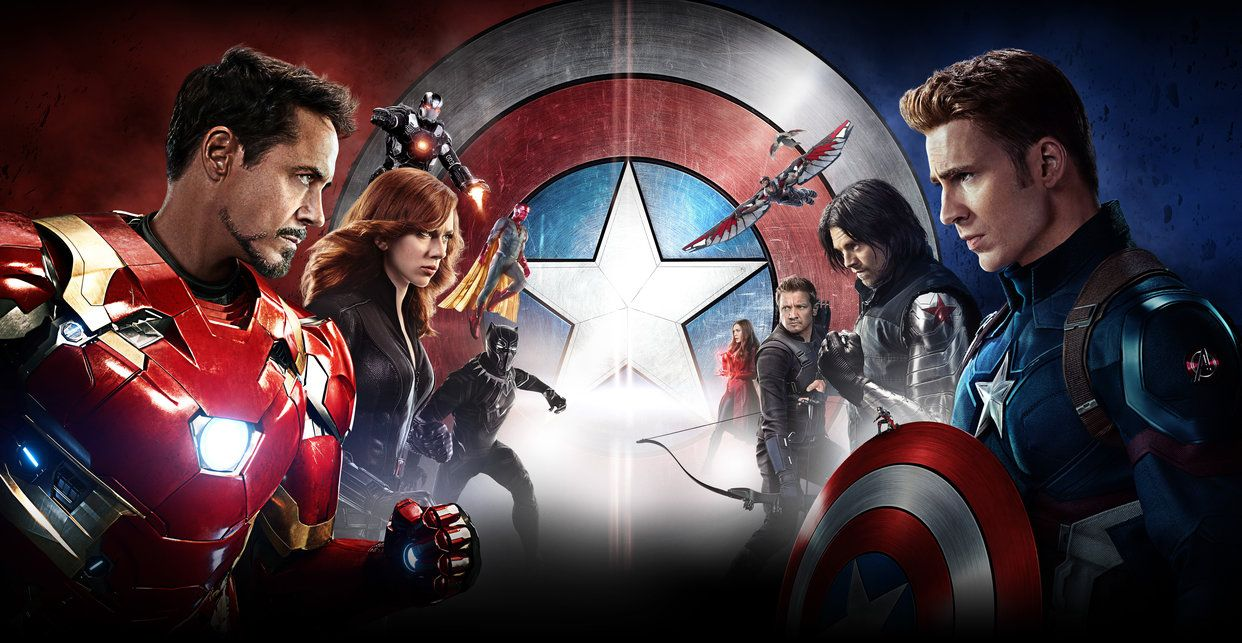Marvel S Film Interpretation Of Civil War Isn T So Marvelous