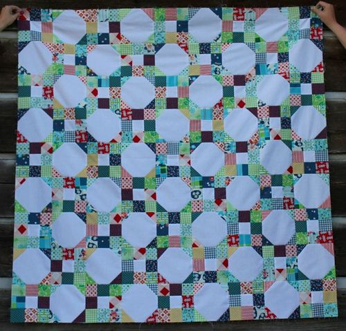DS Fairgrounds and Picnic Quilt Top.