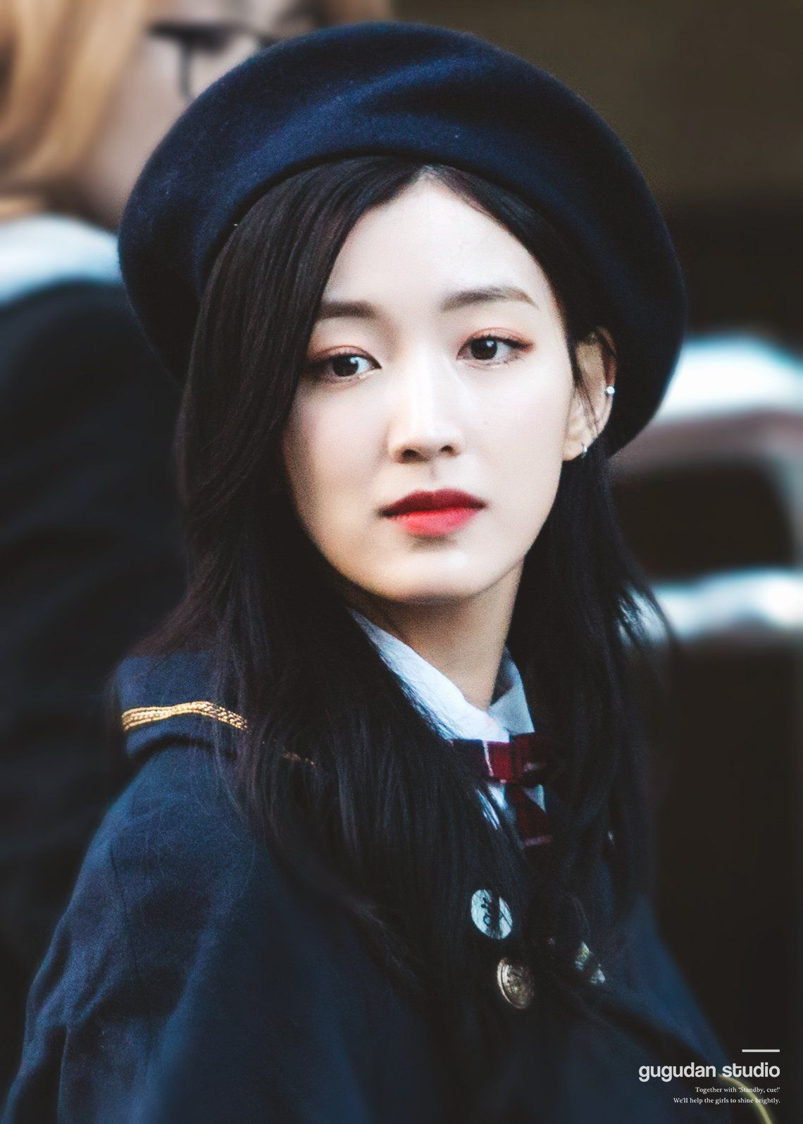 Gugudan Gu9udan Hana Korean Actresses Kpop Girls Hana