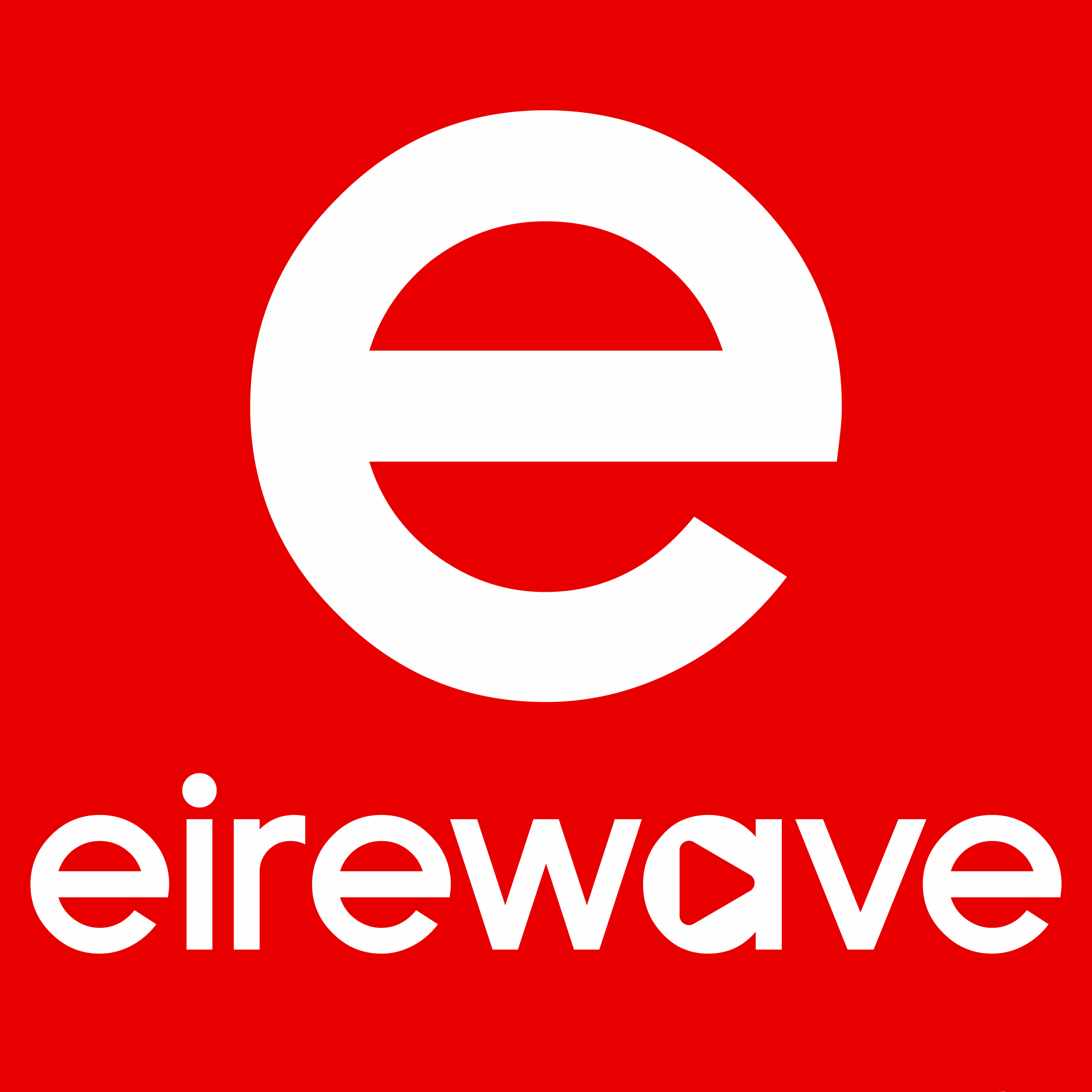 Eirewave proposes to play only contemporary Irish music