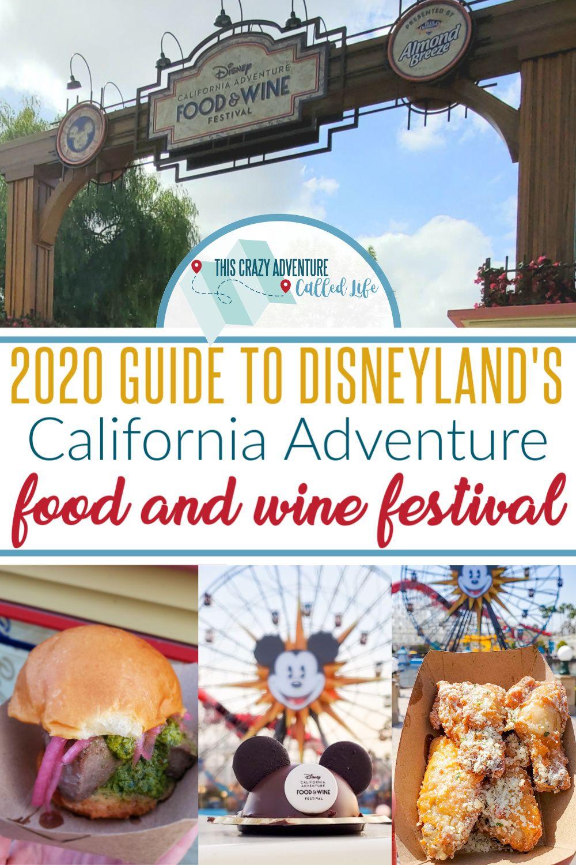 Photo of Leitfaden zum Disney California Adventure Food und Wine Festival 2020 in Disneyland