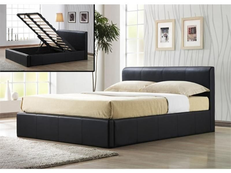 stylish modern bed frames with storage get house comfort