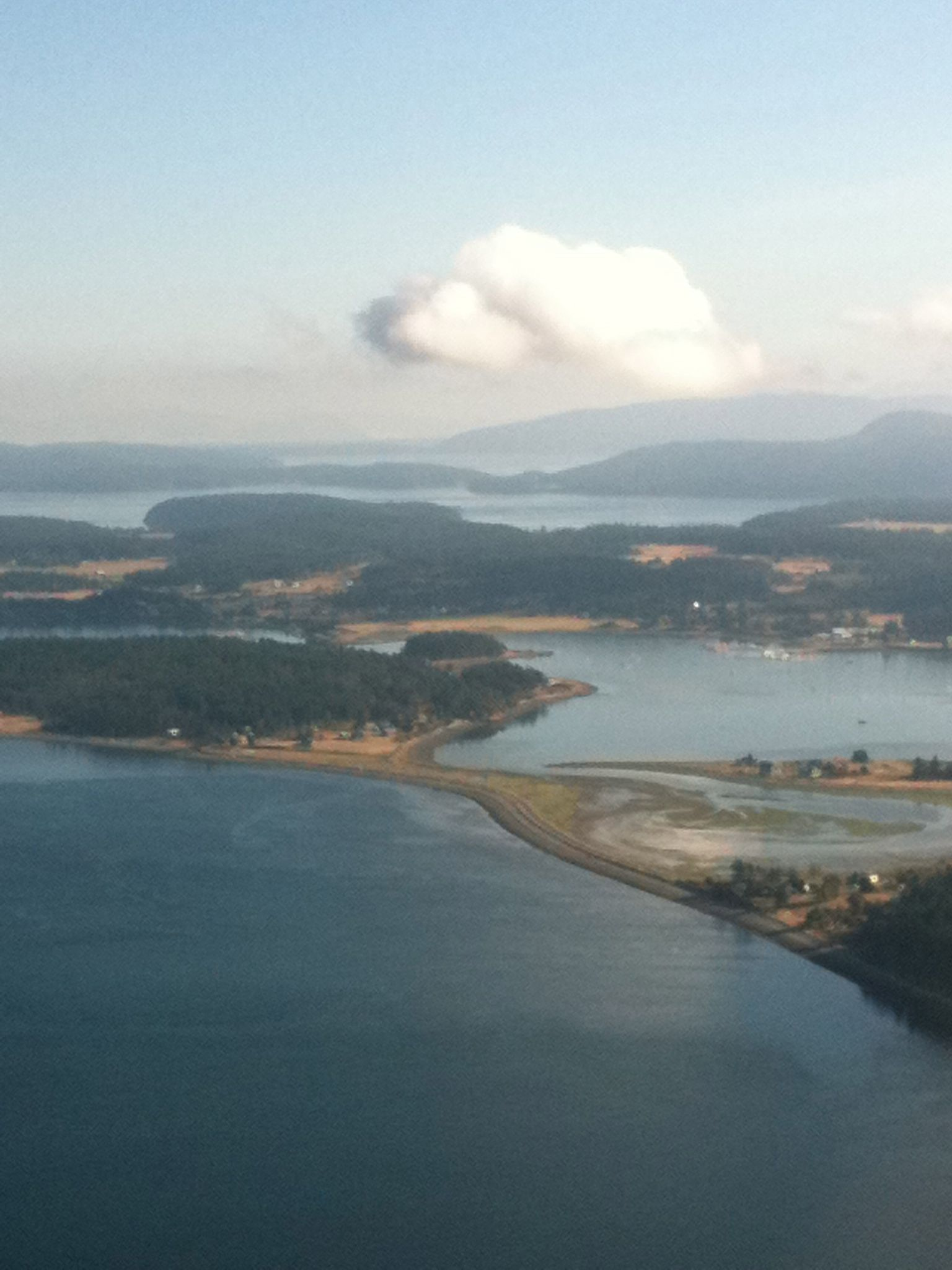puget sound, one of my favorite places...i'll make it back