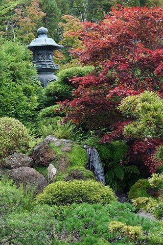 Elements of a Japanese Garden | Japanese garden design ...