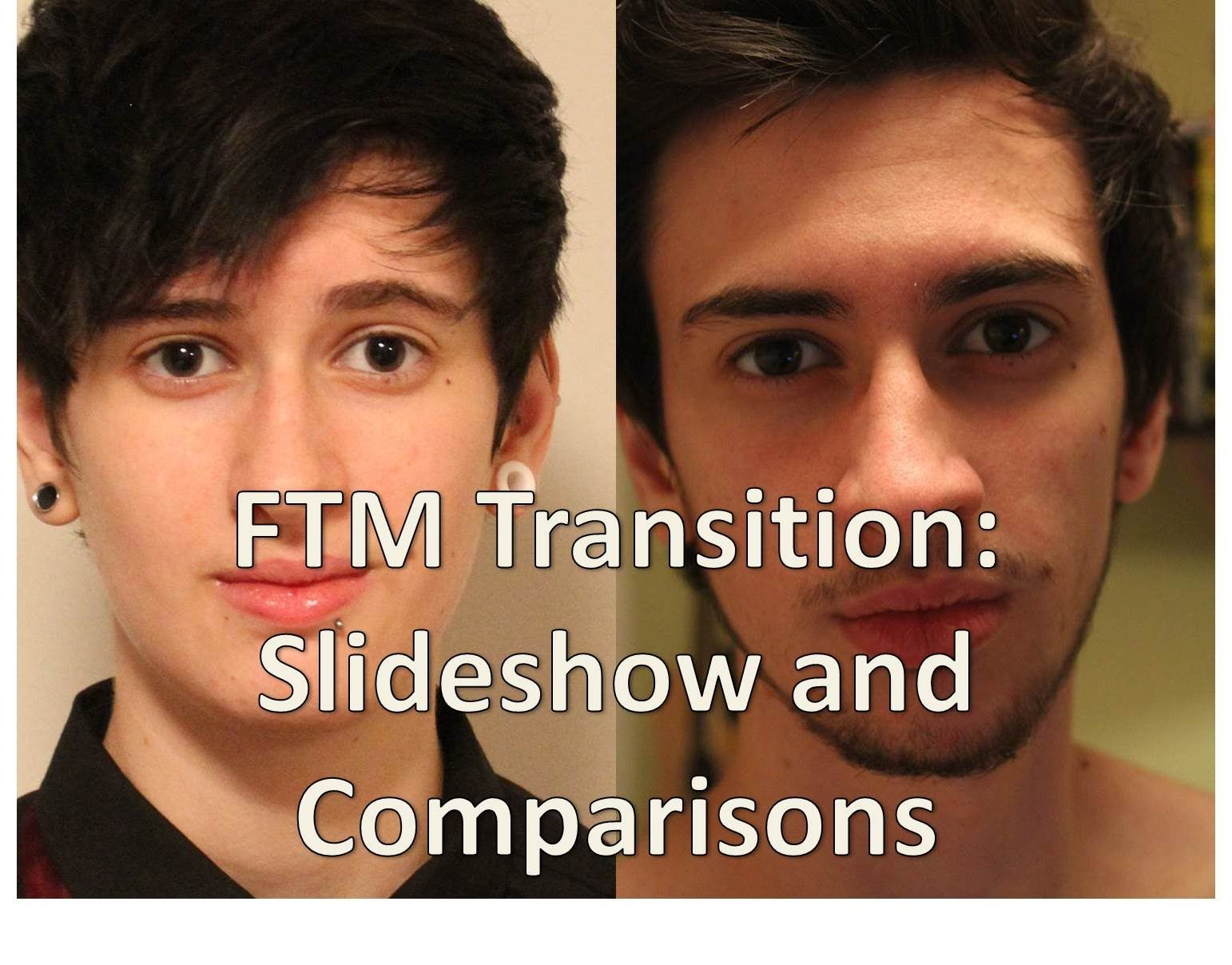 Ftm Transgender Transition Timeline Slideshow And Comparisons Nearly -8039