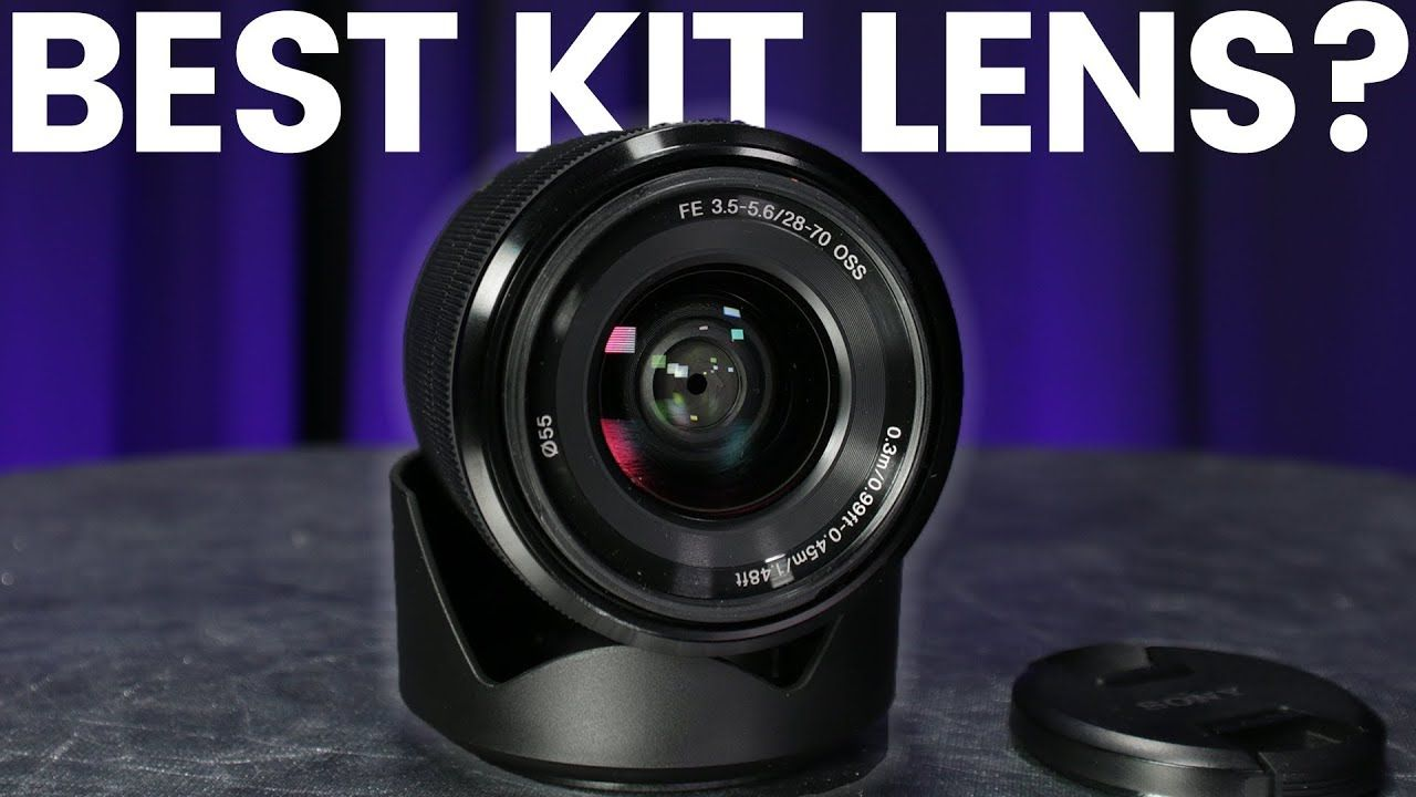 Sony Fe 28 70mm F 3 5 5 6 Oss 2019 Review 5 Reasons Why This Is Far More Than A Kit Lens Https Youtu Be Hgocyncol Sony Lenses Sony Camera Lenses Sony Lens
