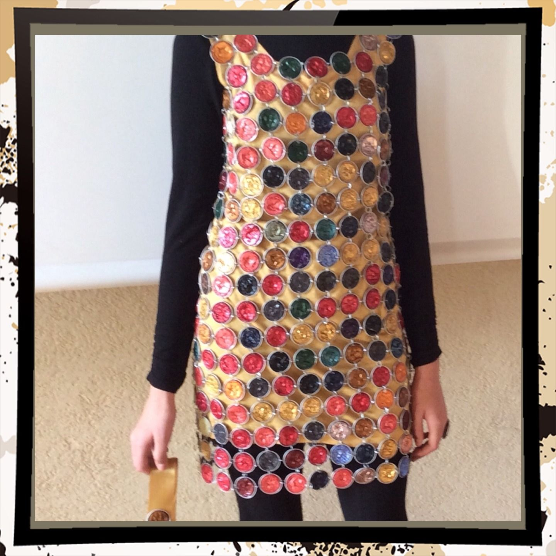 robe courte d veloppement durable en capsules nespresso robe. Black Bedroom Furniture Sets. Home Design Ideas