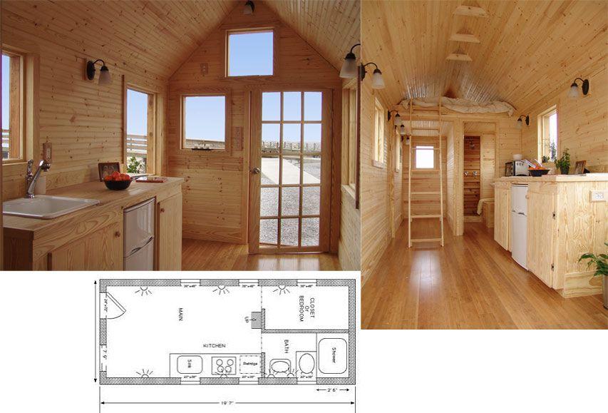 inside small houses – Tiny Texas Houses Floor Plans